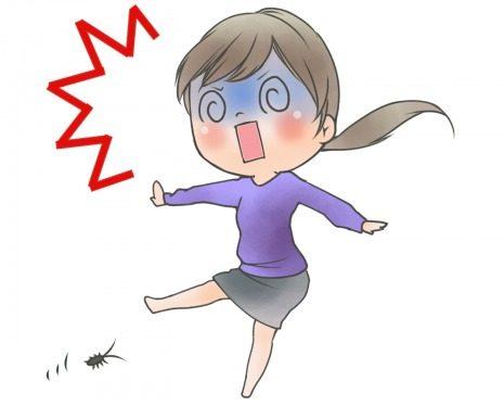 なぜゴキブリがトイレに!?流しちゃってOK?出現理由と解決策とは