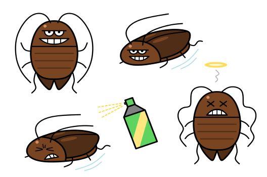 ゴキブリの生態|詳しく知って予防方法と駆除方法を身につけよう!